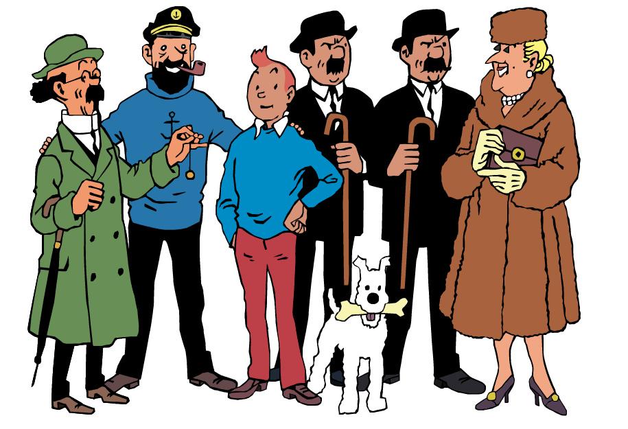 Tintin&Cie